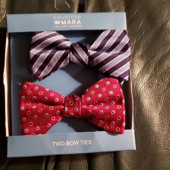 Countess Mara Other - Pre-tied bow ties
